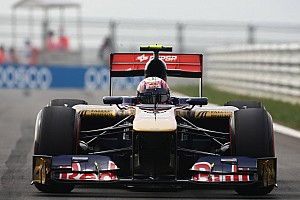 Alguersuari eyes 'great' Toro Rosso car for 2012