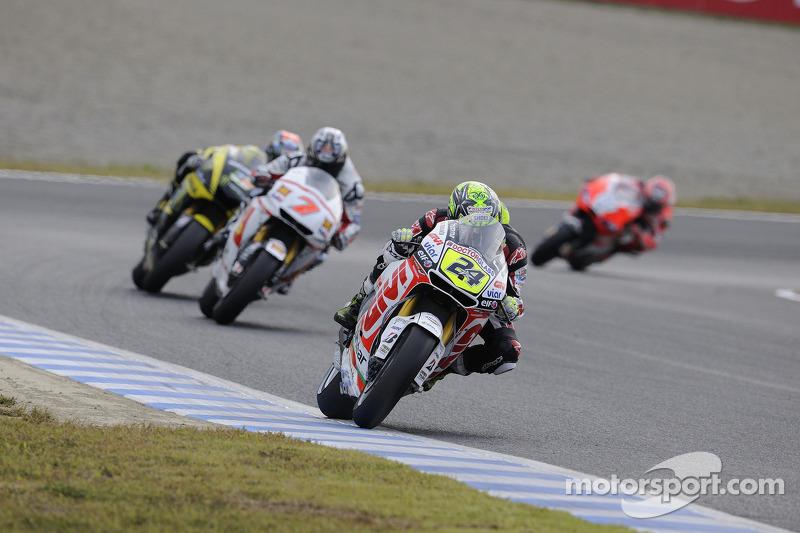 LCR Honda Australian GP race report