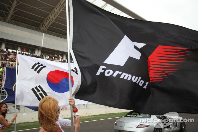 Korea GP hopes Hyundai enters Formula One