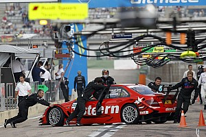 DTM Renger van der Zande looking forward to DTM season finale at Hockenheim