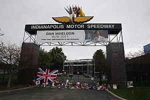 Indianapolis Dan Wheldon memorial schedule