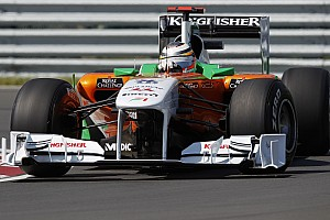 Hulkenberg inks 2012 return with Force India - reports