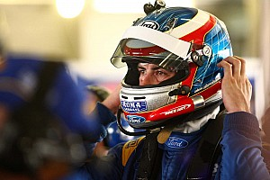 Irwin Racing Gold Coast practice report
