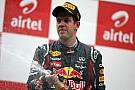 Vettel ignores team again to achieve 'clean sweep'