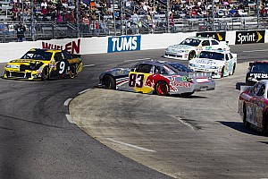 NASCAR Sprint Cup Red Bull Racing Team Martinsville II race report
