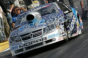NHRA Team Mopar announces plans for 2012