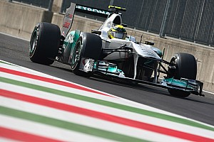 Formula 1 2012 Ferrari seat for Rosberg 'possible' - Coulthard