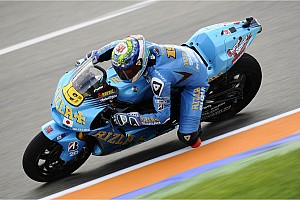 Suzuki Valencia GP Friday report