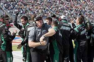 Roush Fenway Racing Texas II race report