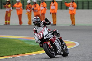 MotoGP Ben Spies gives Yamaha final 2011 podium at Valencia
