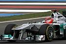 Schumacher extends Mercedes deal for 2013 - report