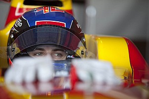 Series Abu Dhabi qualifying report