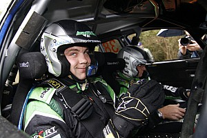 Hayden Paddon Wales Rally GB leg 2 summary
