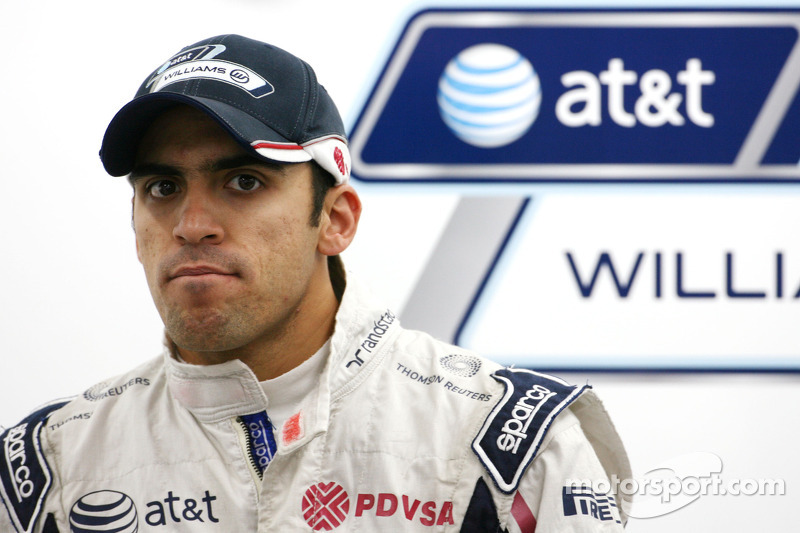 Maldonado set for second Formula One season with Williams