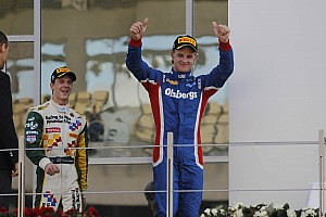 GP2 iSport Abu Dhabi race 2 report