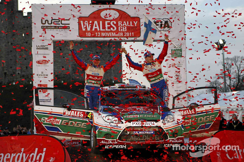 Ford Wales Rally GB final leg summary