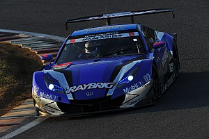 Super GT Takuya Izawa wins for Honda in second race at Fuji
