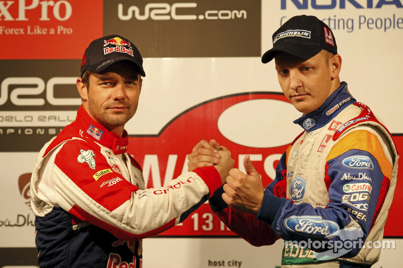 Hirvonen and Lehtinen move to Citroen to team with Loeb and Elena