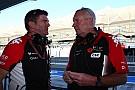 Quaife-Hobbs carries out third Formula One test