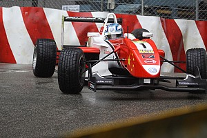 F3 Wittmann claims Macau GP pole at the flag