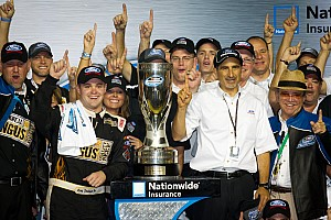 Roush Fenway Racing wins two championships at Homestead