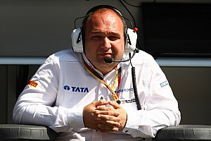 Pedro de la Rosa will drive for HRT F1 Team in 2012