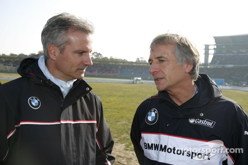 BMW signs Martin Tomczyk as works driver