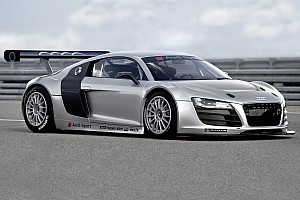 Grand-Am APR Motorsport to run Audi R8 LMS in 2012