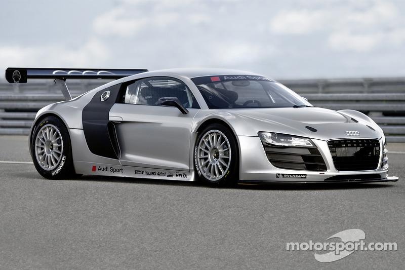 APR Motorsport to run Audi R8 LMS in 2012