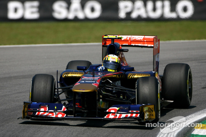 Toro Rosso Brazilian GP qualifying report