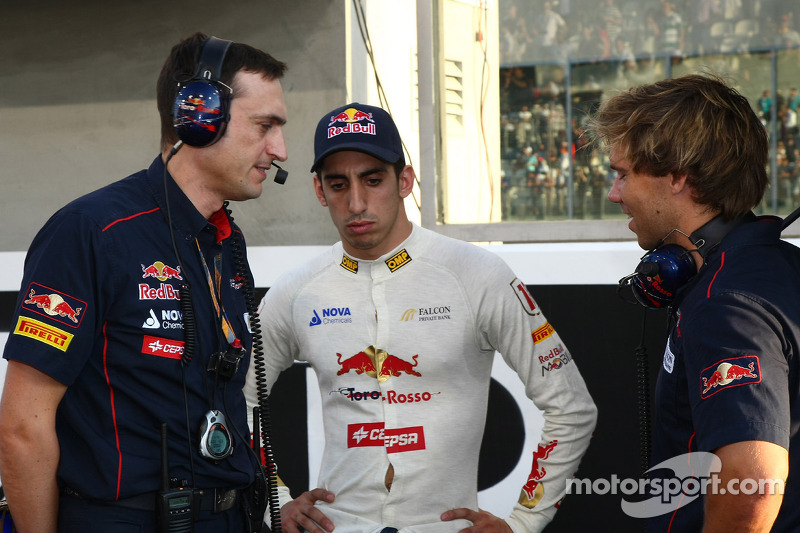 Toro Rosso Brazilian GP qualifying report