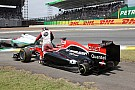 Marussia Virgin Brazilian GP race report