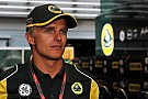Kovalainen insists 'sticking with Caterham' in 2012