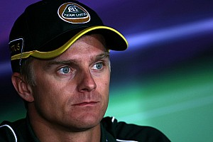 Formula 1 'New' Kovalainen plans for return to top team