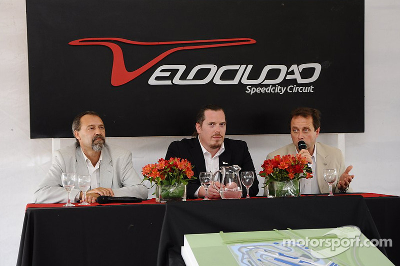 New circuit breaks ground in Argentina