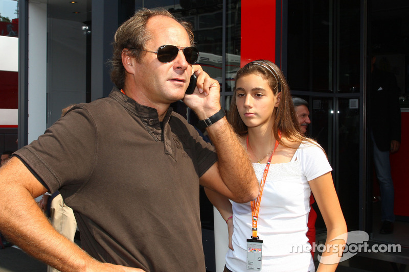 Berger's nephew on track for Formula one future