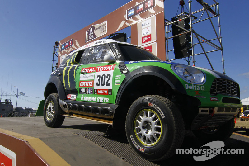 2012 route adds excitement to Argentina-Chile-Peru Dakar challenge