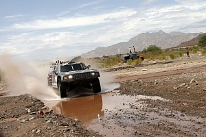 Dakar Team SPEED stage 4 report