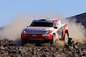 Cross-Country Rally Loomans earns Africa Eco Race penultimate stage nine win