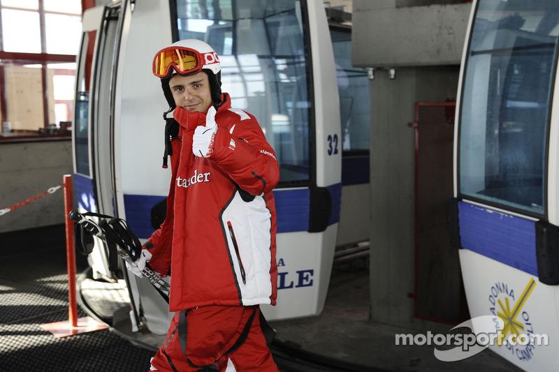 Massa and Alonso: