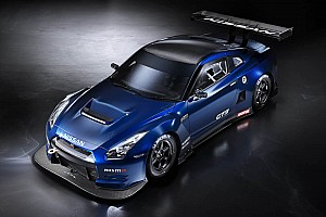 GT Breaking news JRM, Nissan unveil new GT-R NISMO GT3