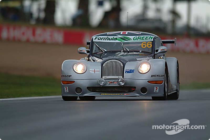 Morgan Motors to enter endurance racing