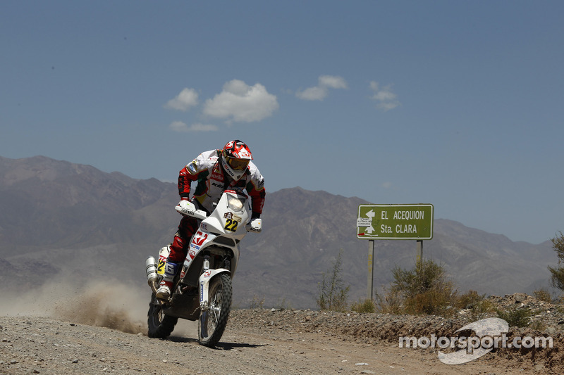 Aprilia Racing stage 14 report