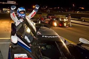 Atherton statement on Peugeot leaving sportscar racing