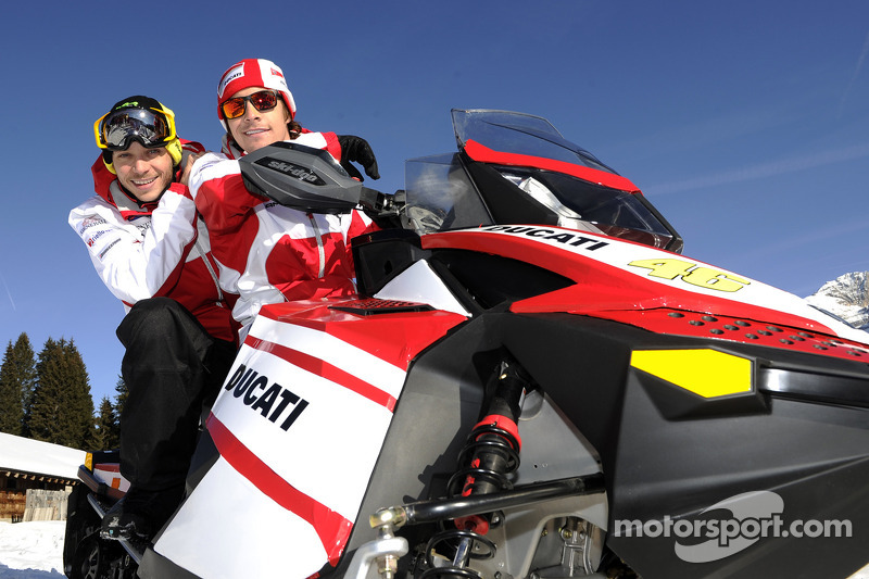 Ducati: Secrets, satellites and specs