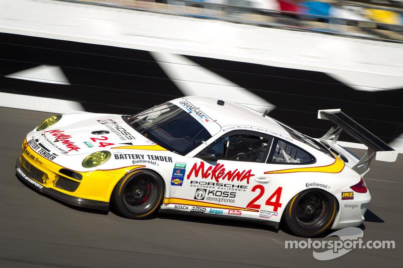 Alex Job Racing Daytona 24H qualifying report