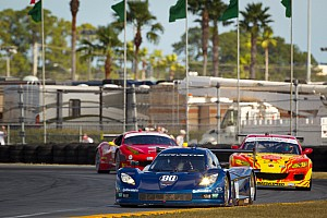Series Daytona 24H hour 6 report