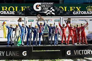 Grand-Am Rolex Motorsports Daytona 24H race report