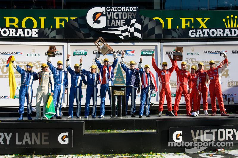 Rolex Motorsports Daytona 24H race report