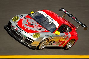 Grand-Am Flying Lizard Motorsports Daytona 24H race report